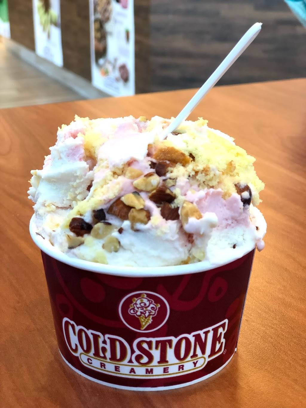 Cold Stone Creamery   bakery   10101 Twin Rivers Road C2, At the Columbia Mall, #102, Columbia, MD 21044, USA   4435455041 OR +1 443-545-5041