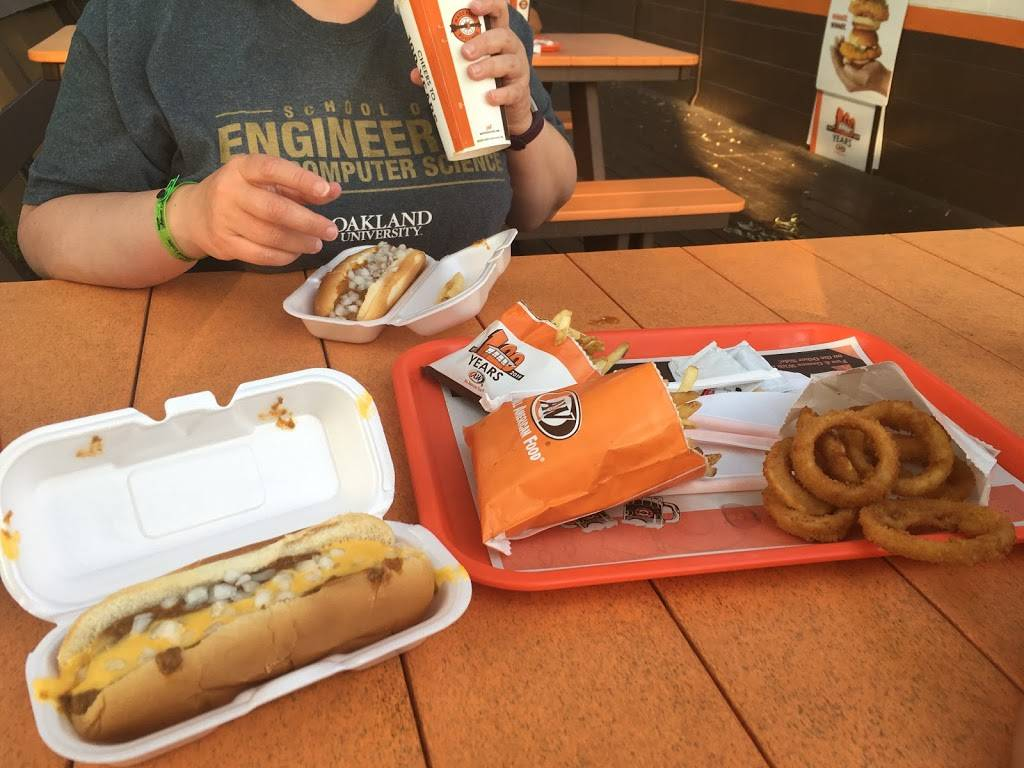 A&W Restaurant   meal takeaway   470 South St, Ortonville, MI 48462, USA   2486272670 OR +1 248-627-2670