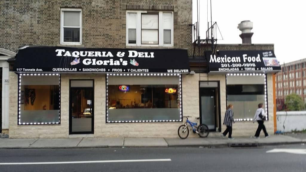 Taqueria Gloria | restaurant | 117 Tonnelle Ave, Jersey City, NJ 07306, USA | 2012009898 OR +1 201-200-9898