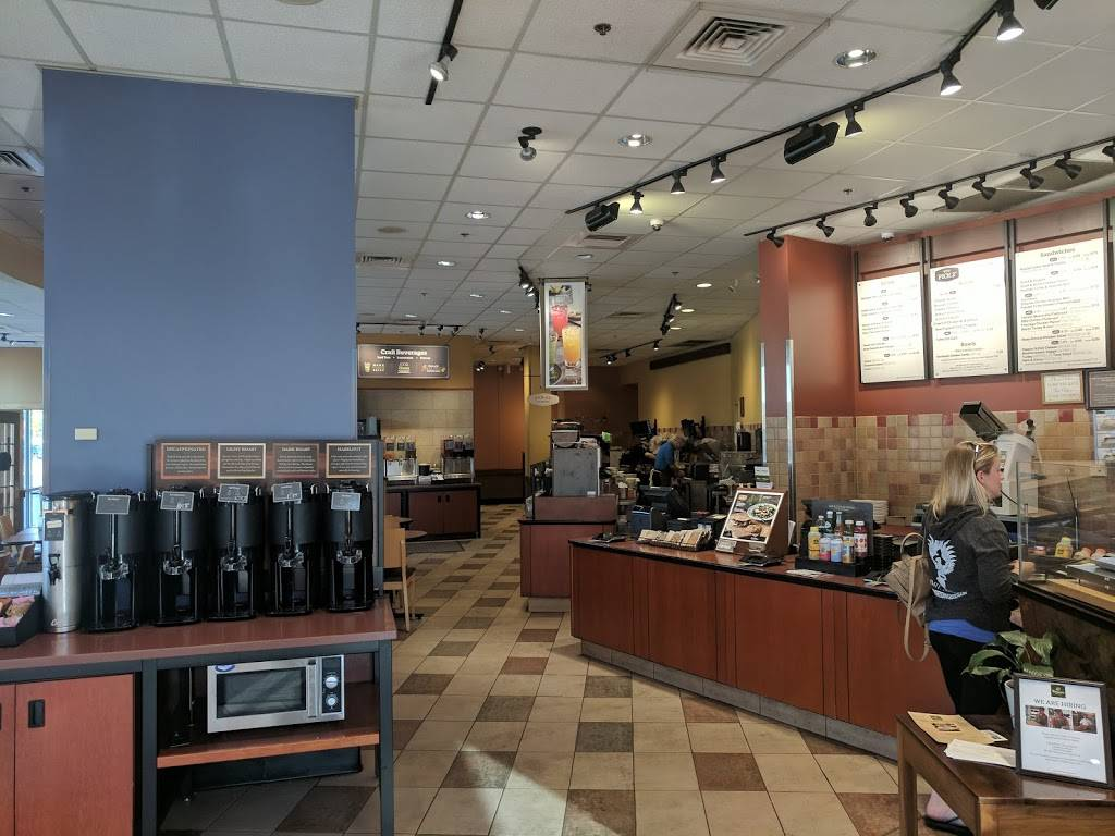 Panera Bread | bakery | 1206 N Bridge St, Yorkville, IL 60560, USA | 6305532355 OR +1 630-553-2355