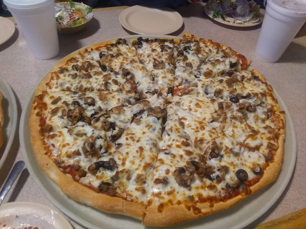 Godfathers Pizza   meal delivery   120 Saraland Loop, Saraland, AL 36571, USA   2516790871 OR +1 251-679-0871
