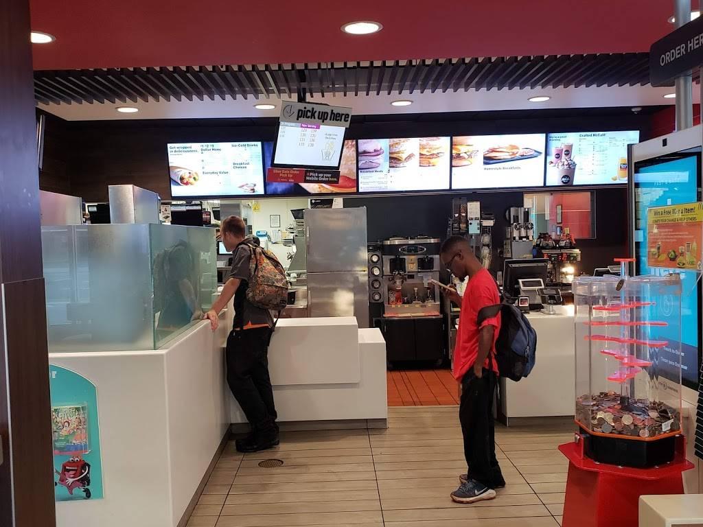McDonalds | cafe | 1020 34th St N, St. Petersburg, FL 33713, USA | 7273274991 OR +1 727-327-4991