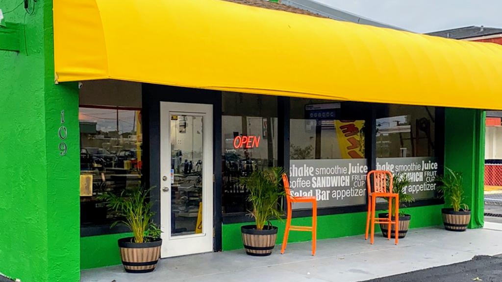 Juice market   restaurant   109 N Kings Ave, Brandon, FL 33510, USA   8133159997 OR +1 813-315-9997