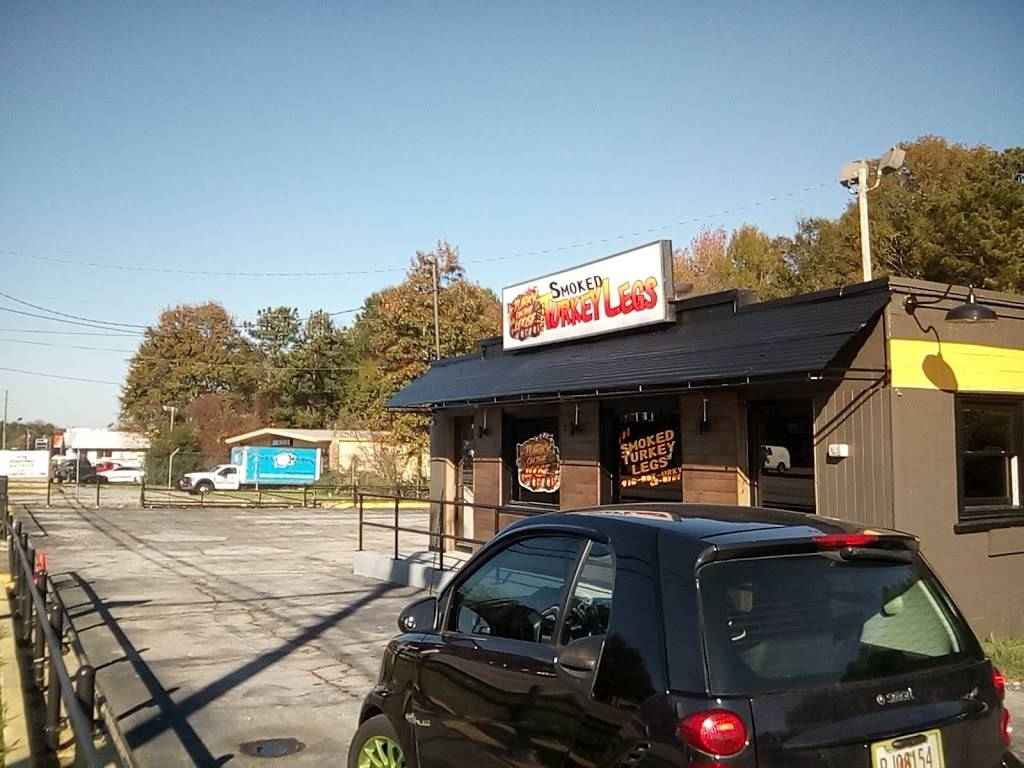 Smoked Turkey Legs | restaurant | 6496 GA-85, Riverdale, GA 30274, USA | 9108588759 OR +1 910-858-8759