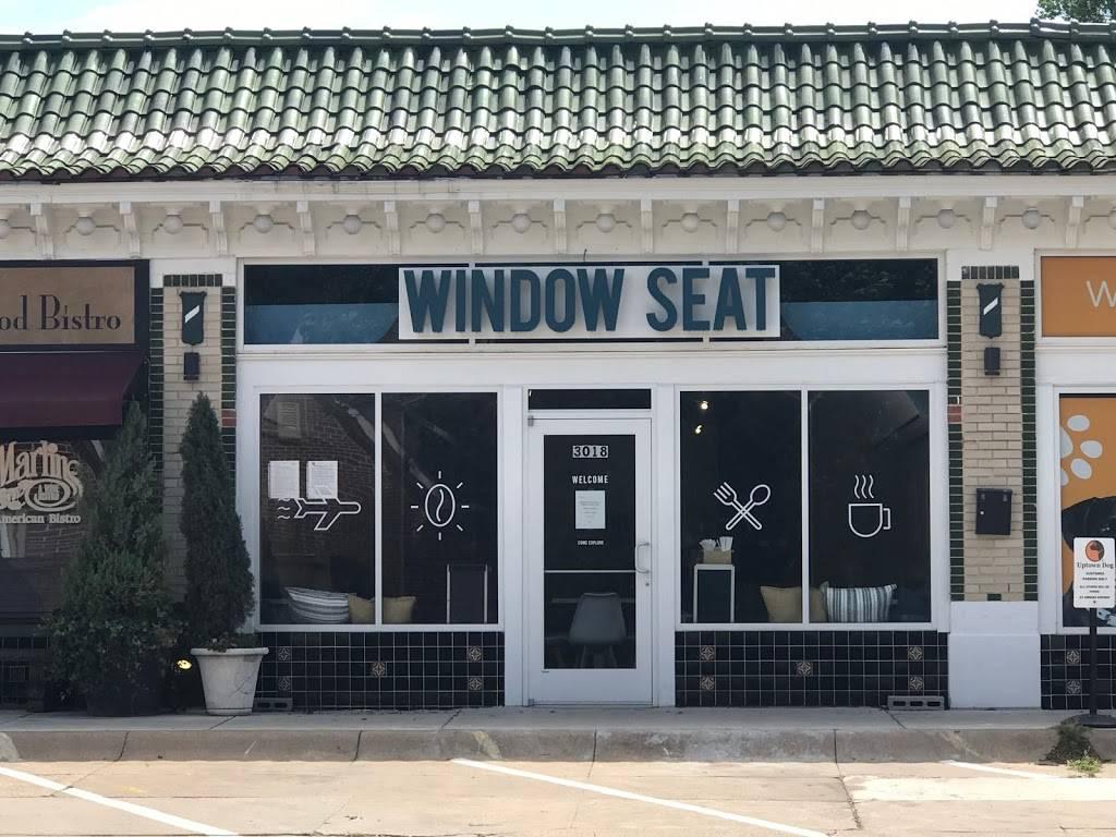 Window Seat | bakery | 3018 Greenville Ave, Dallas, TX 75206, USA | 9726457128 OR +1 972-645-7128