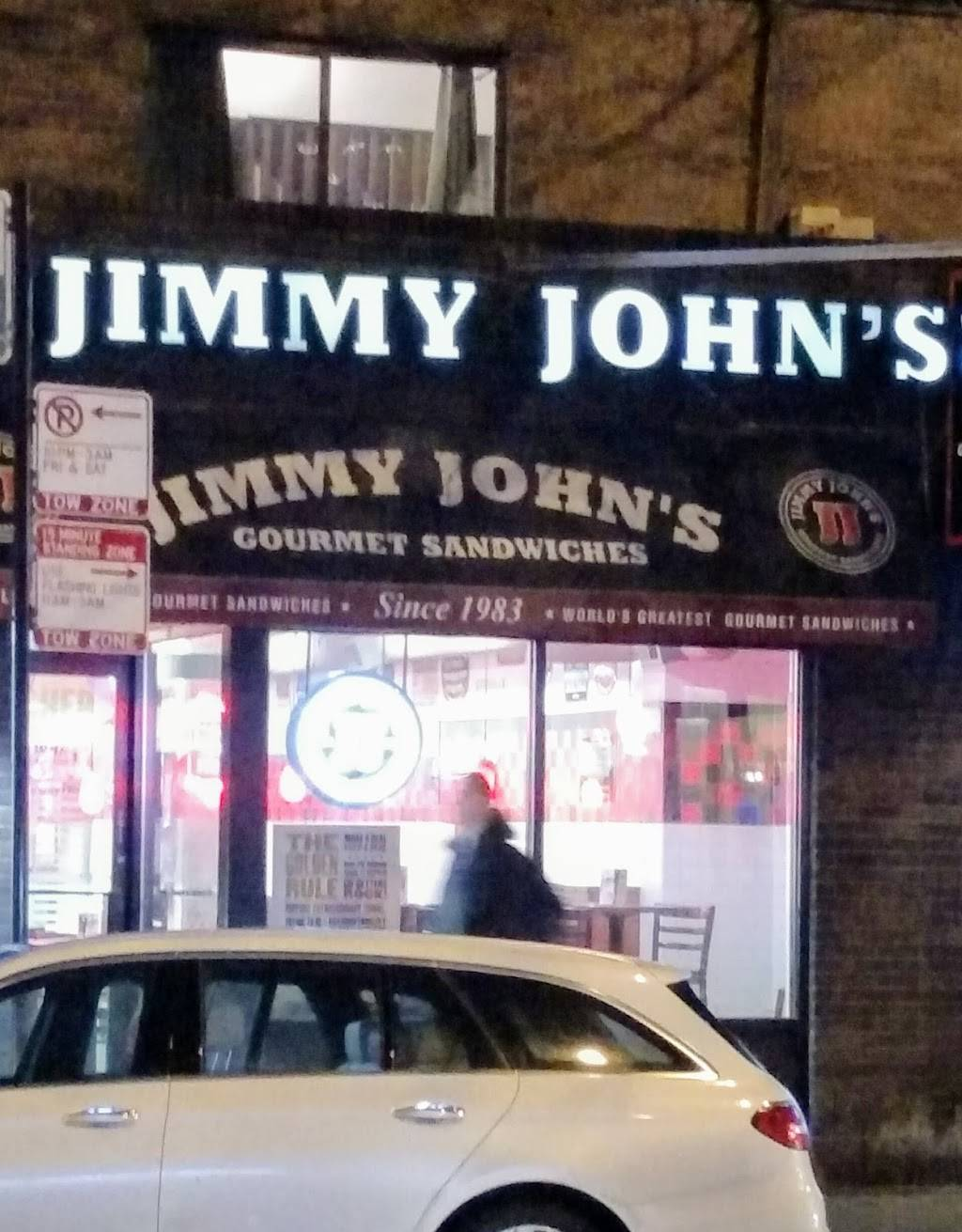 Jimmy Johns   meal delivery   2231 N Lincoln Ave, Chicago, IL 60614, USA   7732962300 OR +1 773-296-2300