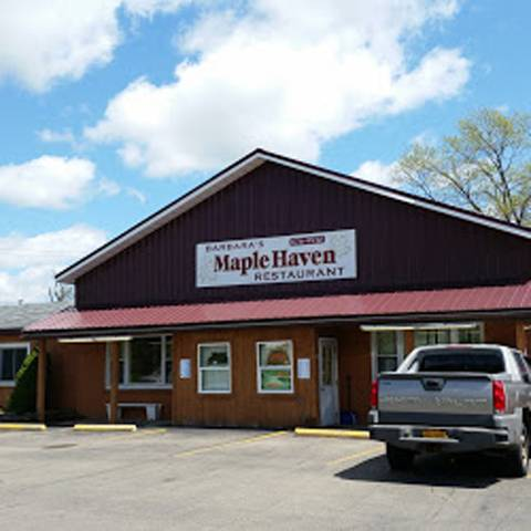 Barbaras Maple Haven Farms Inc Restaurant & Bakery   bakery   103 N Main St, Franklinville, NY 14737, USA   7166769910 OR +1 716-676-9910