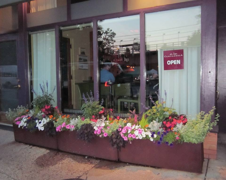 Campagnola | restaurant | 815 Chicago Ave, Evanston, IL 60202, USA | 8474756100 OR +1 847-475-6100
