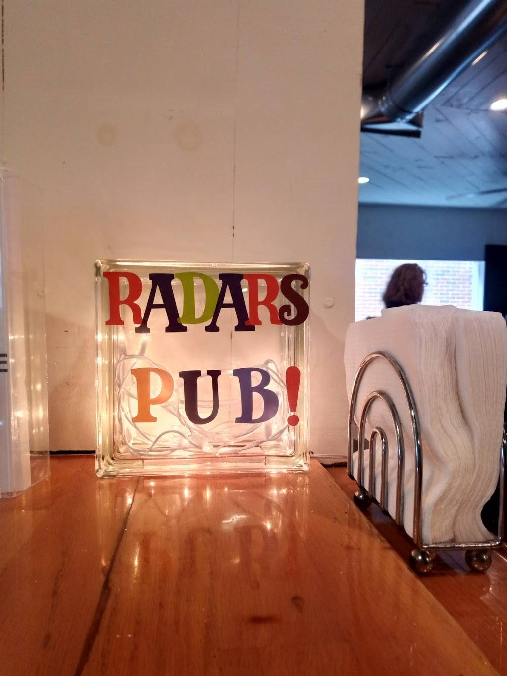 Radars Pub | restaurant | 2052 Main St, Three Rivers, MA 01080, USA | 4132836989 OR +1 413-283-6989