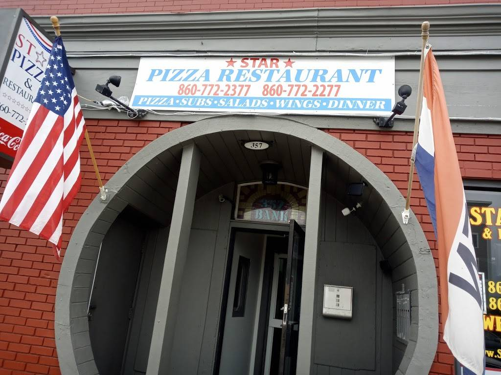 Star Pizza Restaurant | restaurant | 357 Bank St, New London, CT 06320, USA | 8607722277 OR +1 860-772-2277
