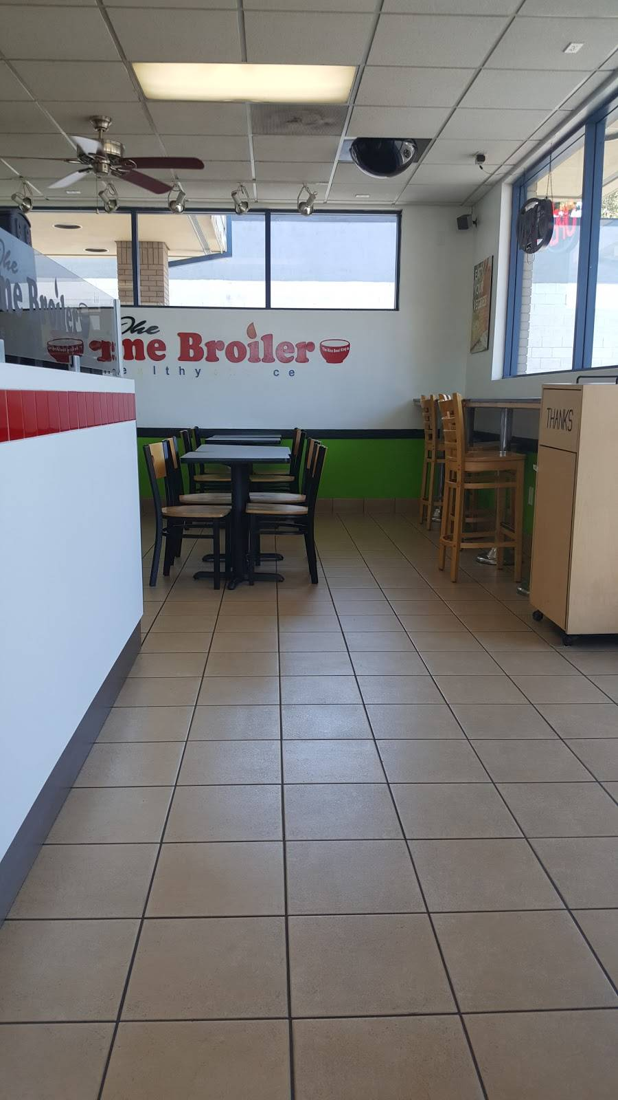 Flame Broiler   restaurant   1000 W Commonwealth Ave, Fullerton, CA 92833, USA   7148701589 OR +1 714-870-1589