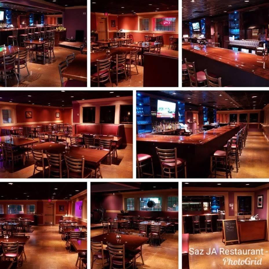 Saz Jamaican Restaurant | restaurant | 2095 Berlin Turnpike, Newington, CT 06111, USA | 8606659800 OR +1 860-665-9800