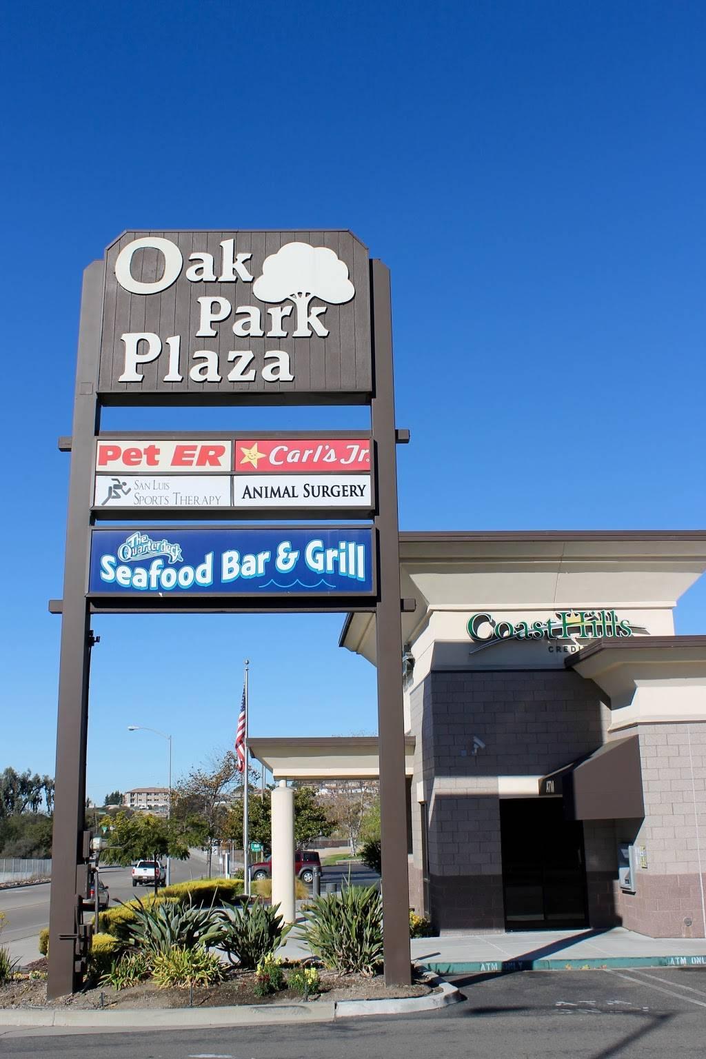 Oak Park Plaza | shopping mall | 1510-1566 W Branch St, Arroyo Grande, CA 93420, USA | 8052956562 OR +1 805-295-6562