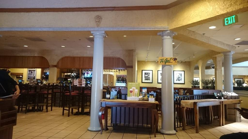 Olive Garden Italian Restaurant Meal Takeaway Chula Vista