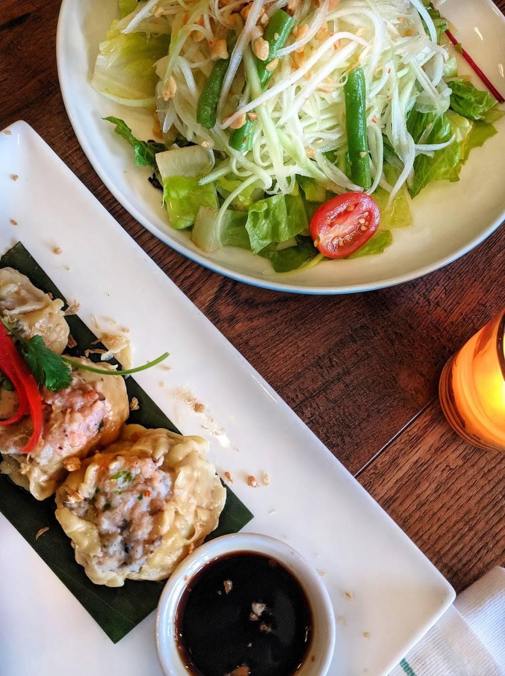 Nourish Thai | restaurant | 637A Vanderbilt Ave, Brooklyn, NY 11238, USA | 7187893981 OR +1 718-789-3981