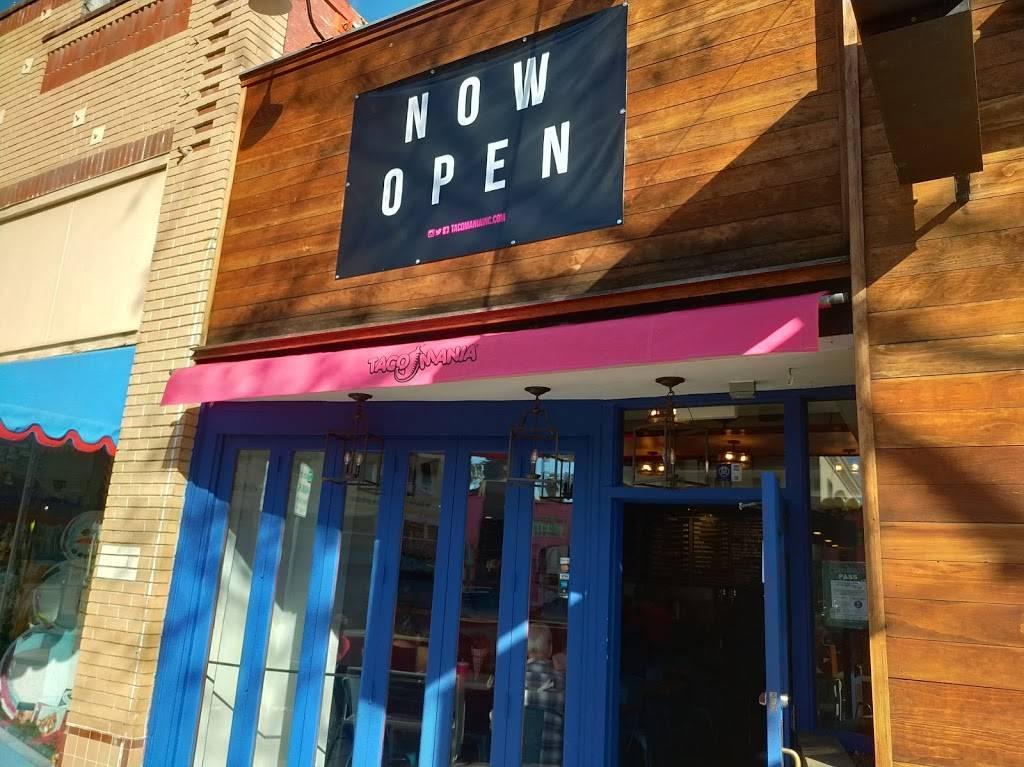 Tacomania Artisanal Willow Glen   restaurant   1384 Lincoln Ave, San Jose, CA 95125, USA