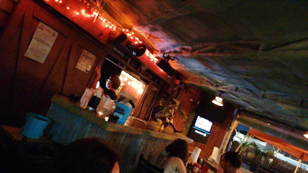the Tiki bar and grill | restaurant | 5519 Shore Blvd S, Gulfport, FL 33707, USA | 7274988826 OR +1 727-498-8826