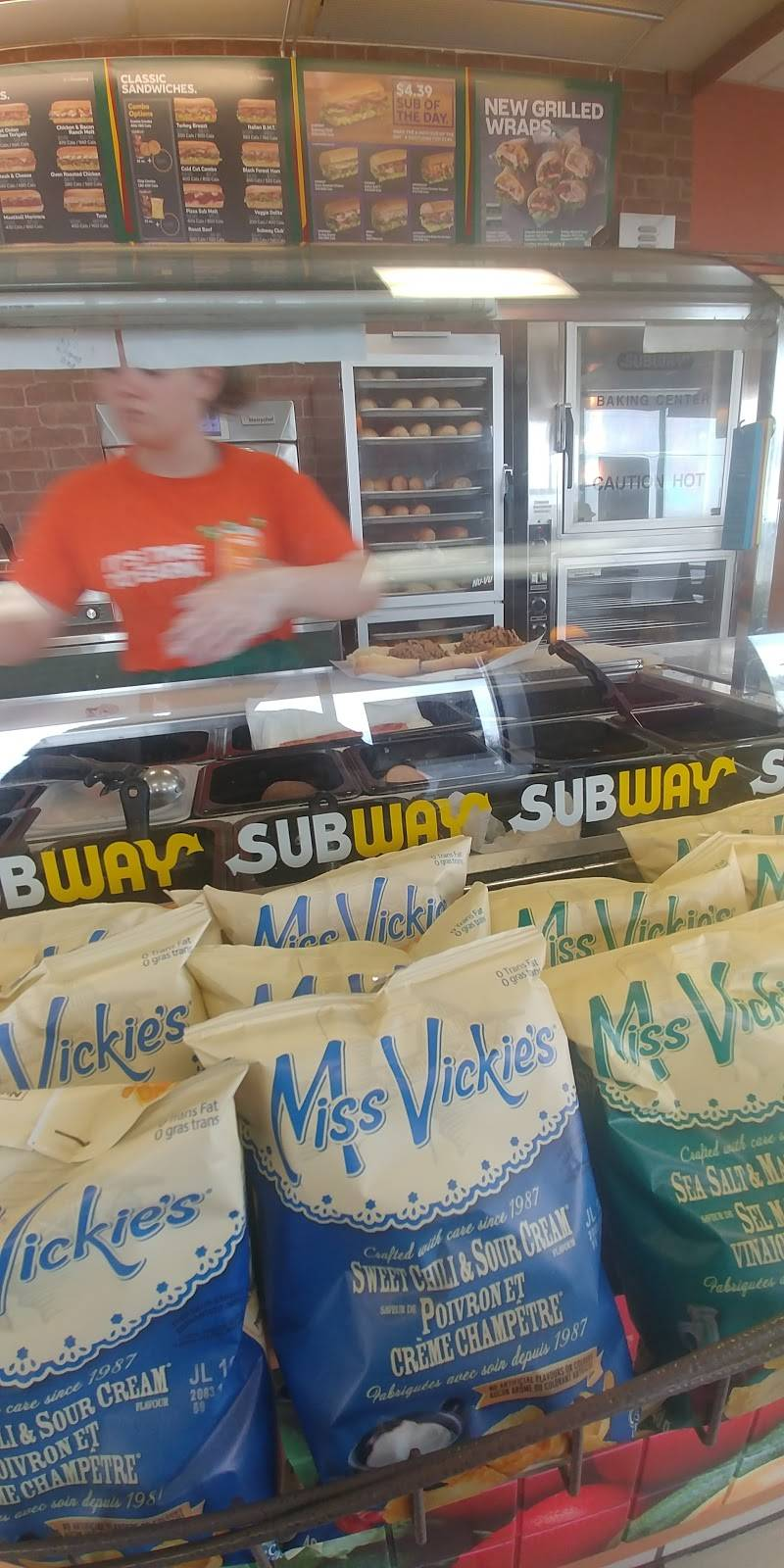 Subway | restaurant | 3313 ON-115, Newcastle, ON L1B 1L9, Canada | 9059874438 OR +1 905-987-4438