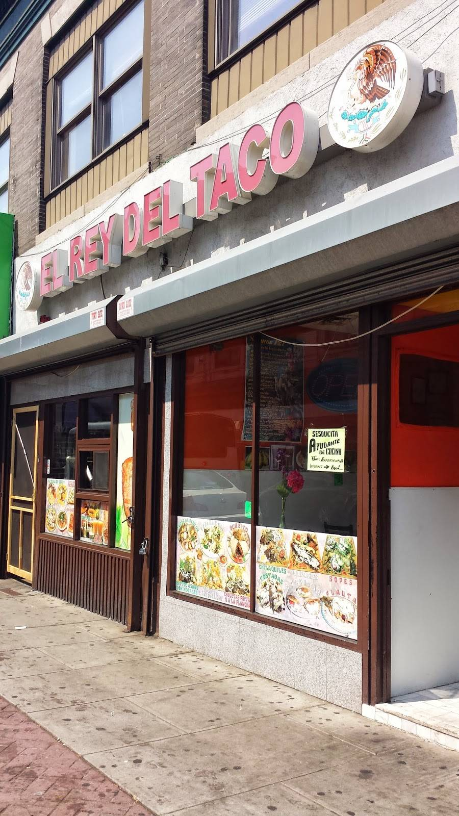 El Rey Del Taco | restaurant | 3217 Bergenline Ave, Union City, NJ 07087, USA | 2018631481 OR +1 201-863-1481