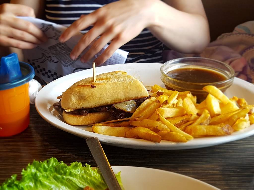 Fiftys Grill & Deli   restaurant   426 Hespeler Rd, Cambridge, ON N1R 6J7, Canada   5196220707 OR +1 519-622-0707