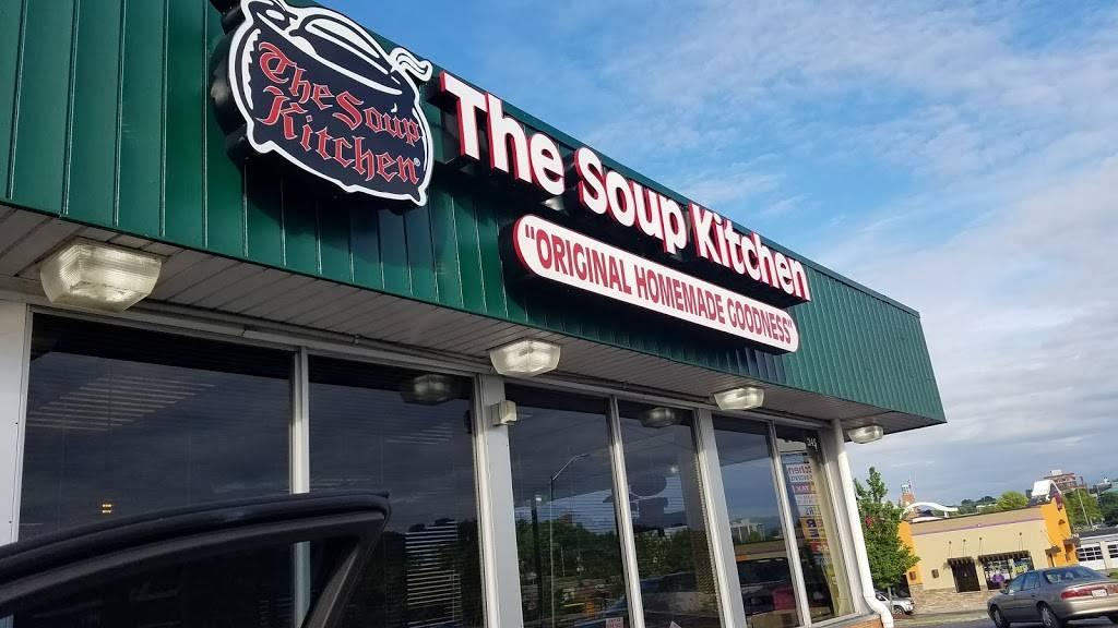 The Soup Kitchen Restaurant 245 S Calderwood St Alcoa Tn 37701 Usa