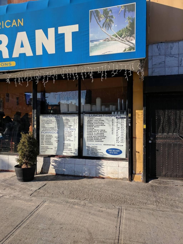 Chris | restaurant | 613 Nostrand Ave, Brooklyn, NY 11216, USA | 3472401669 OR +1 347-240-1669