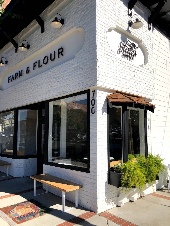 FARM & FLOUR | cafe | 700 1st St, Benicia, CA 94510, USA | 7077505345 OR +1 707-750-5345