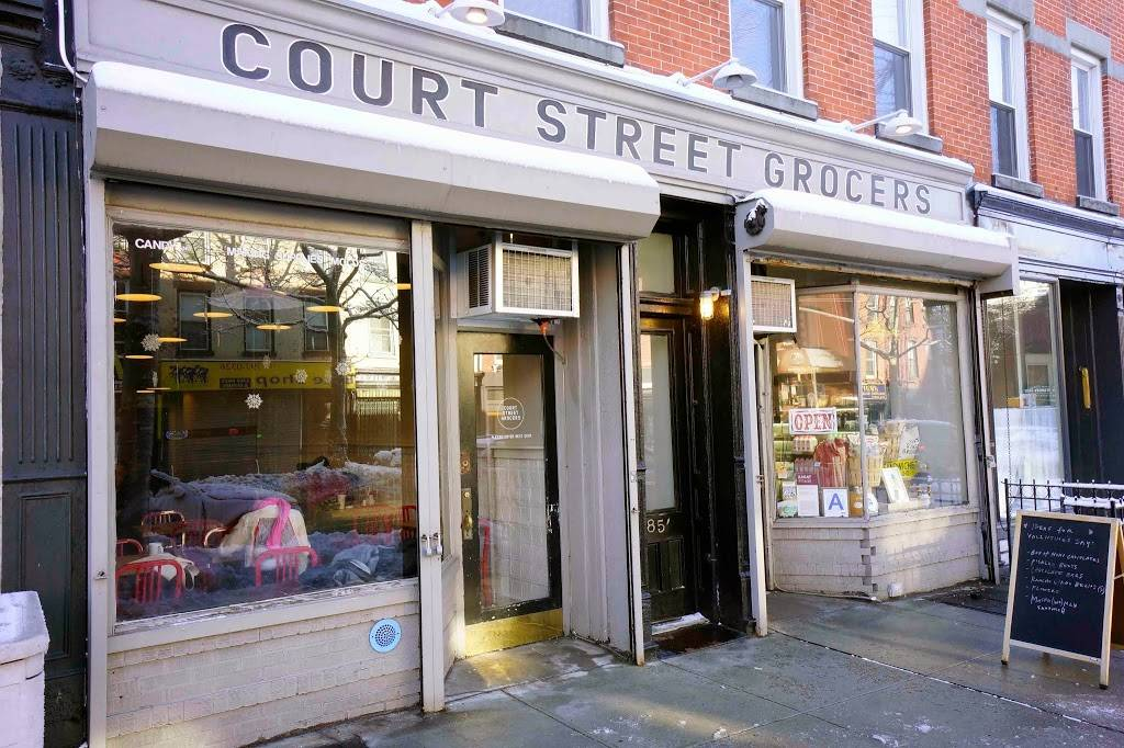 Court Street Grocers Hero Shop | meal takeaway | 116 Sullivan St, Brooklyn, NY 11231, USA | 3475296803 OR +1 347-529-6803