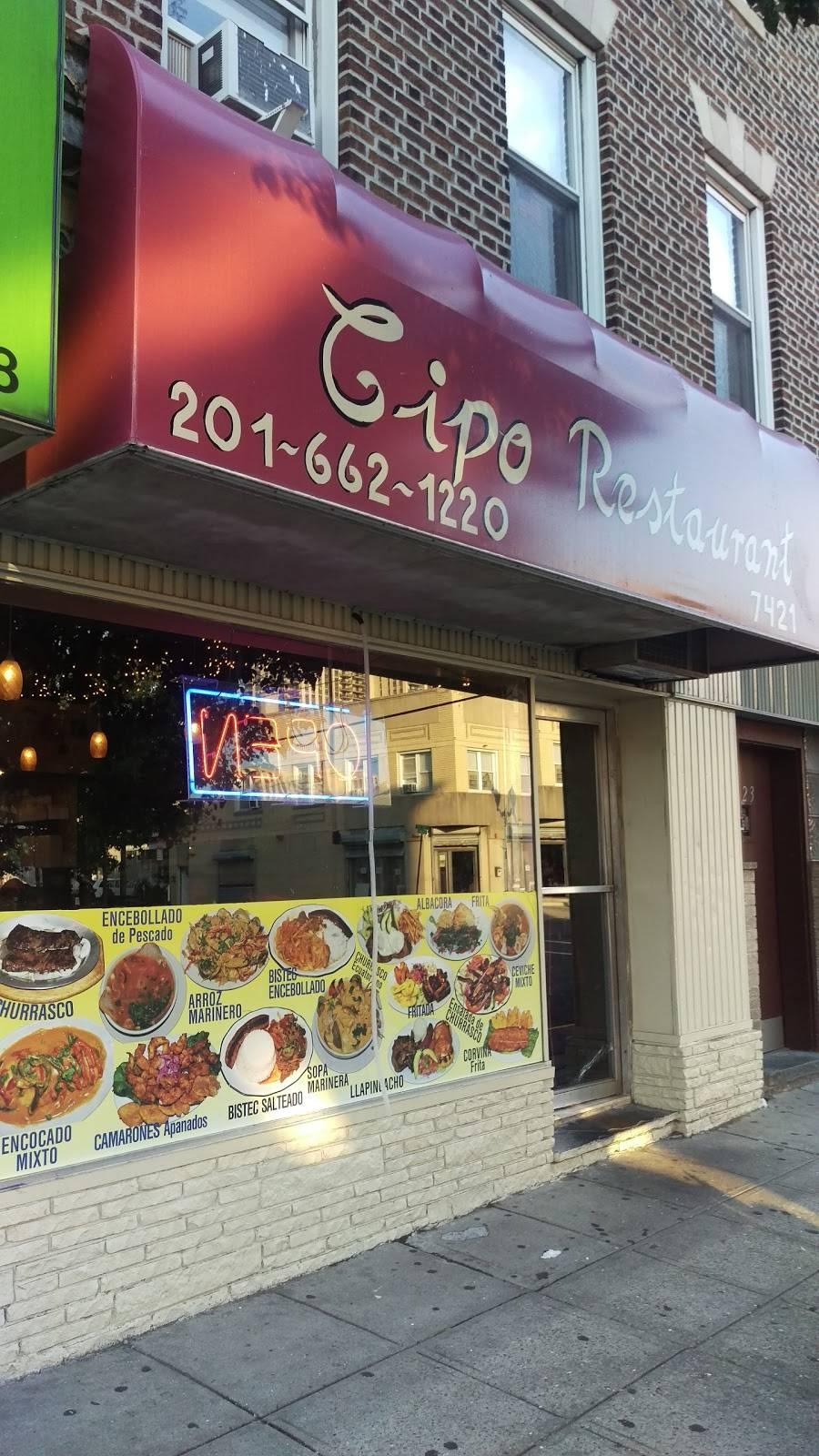 Cipo Restaurant | restaurant | 7421 Broadway, North Bergen, NJ 07047, USA | 2016621220 OR +1 201-662-1220