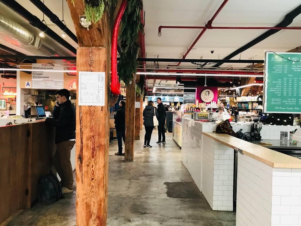 Chuko Ramen   restaurant   103 N 3rd St, Brooklyn, NY 11249, USA
