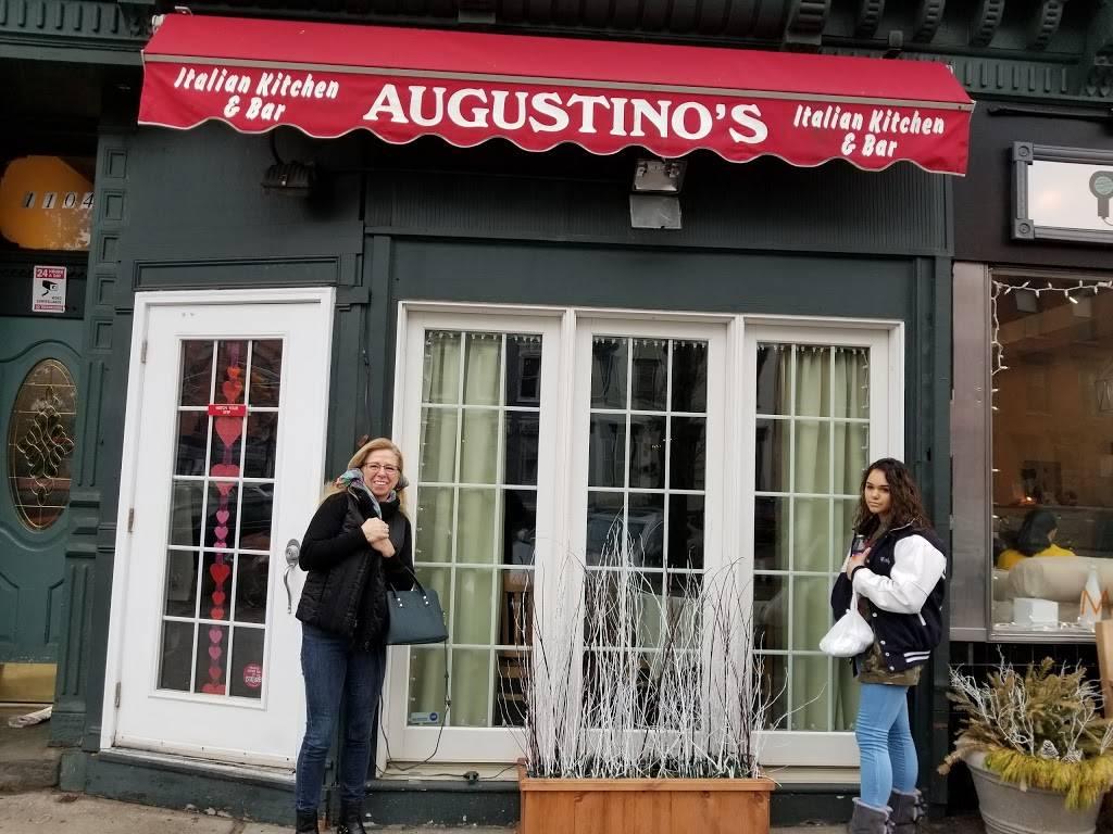 Augustinos Restaurant | restaurant | 1104 Washington St, Hoboken, NJ 07030, USA | 2014200104 OR +1 201-420-0104