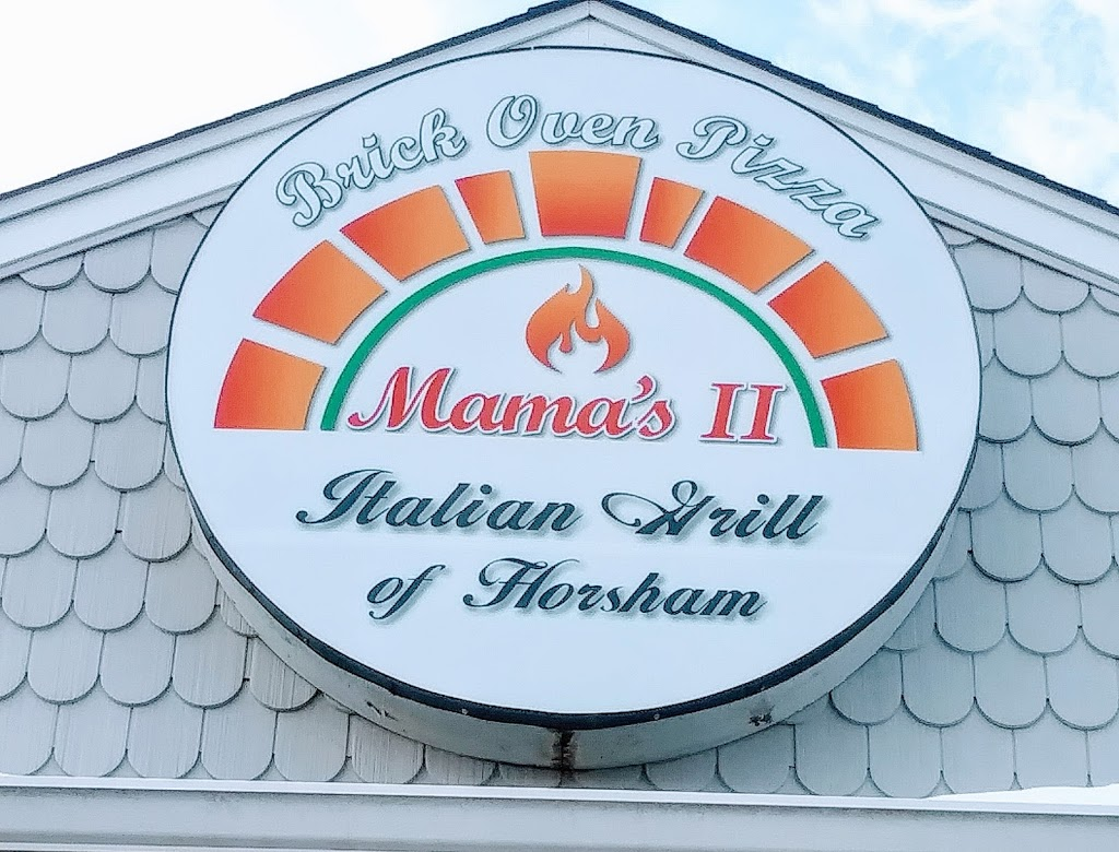 Mamas 2 Pizza & Italian Grill   meal delivery   537 Easton Rd, Horsham, PA 19044, USA   2159073923 OR +1 215-907-3923
