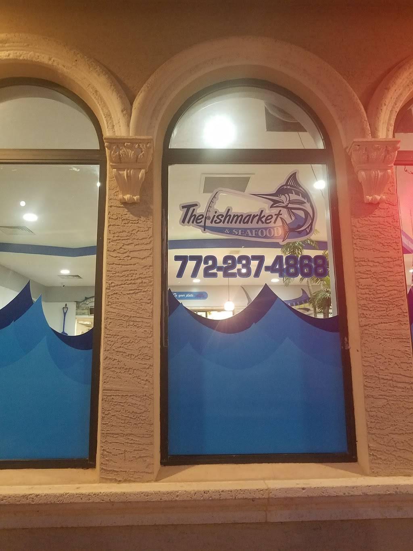 The Fish Market & Seafood | restaurant | 1622 SW Bayshore Blvd, Port St. Lucie, FL 34984, USA