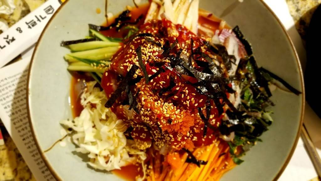 Spoon and chopstick 숟가락 젓가락   restaurant   520 Bergen Blvd #9, Palisades Park, NJ 07650, USA   2014824175 OR +1 201-482-4175