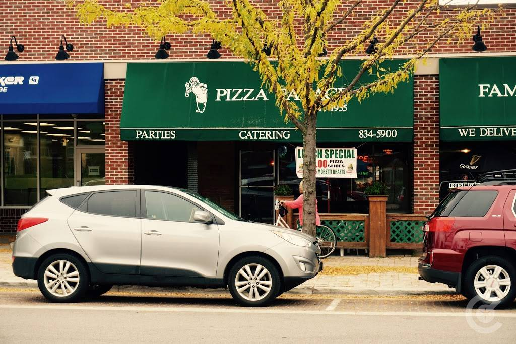 Pizza Palace | restaurant | 117 N Addison Ave, Elmhurst, IL 60126, USA | 6308345900 OR +1 630-834-5900