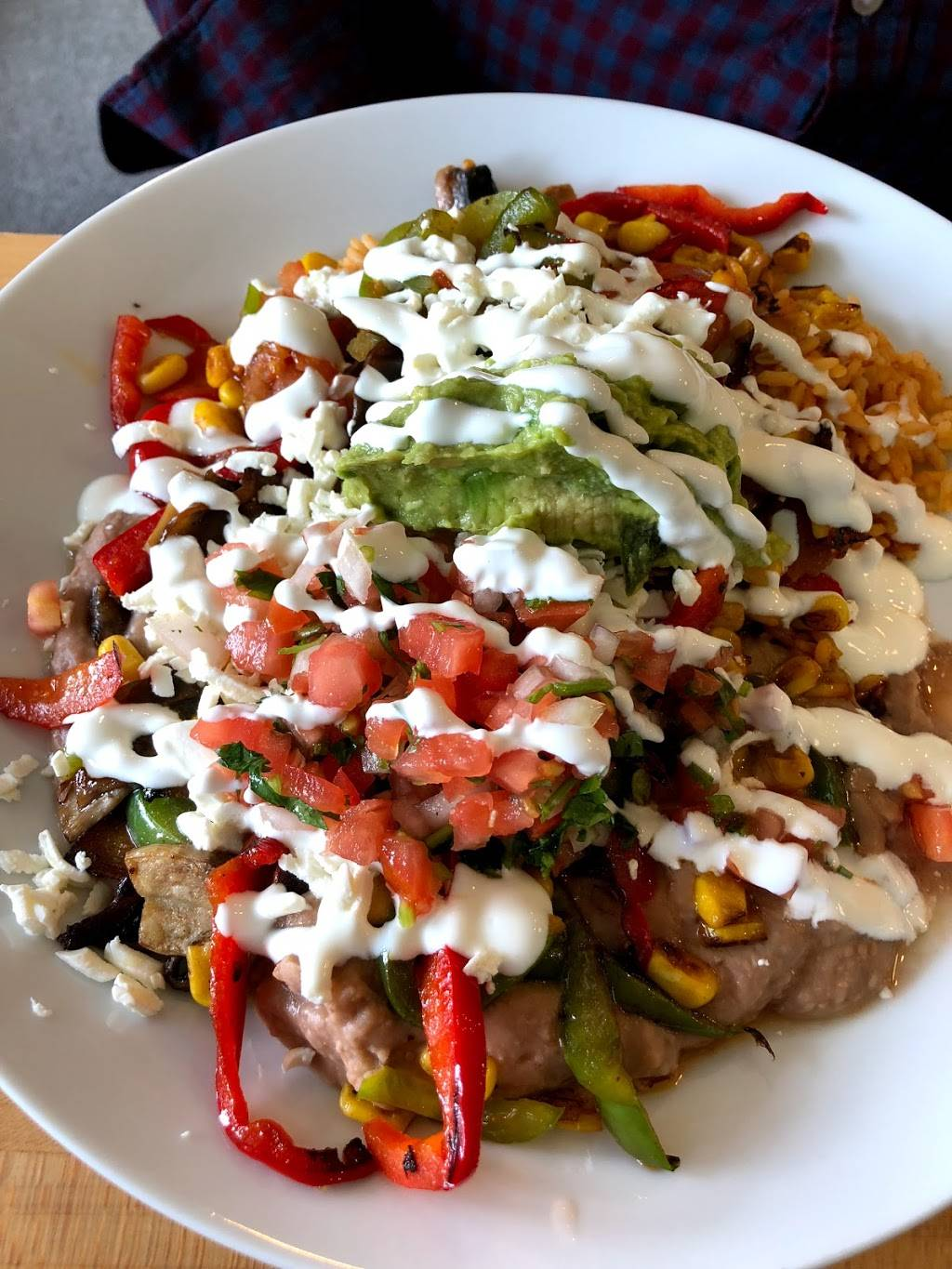 Real Mexican Kitchen Restaurant 391 Wilmington Pike