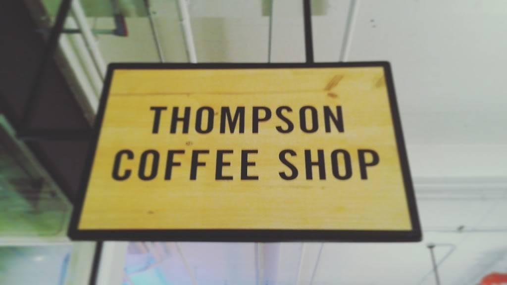 Thompson Coffee Shop | restaurant | 30-30 47th Ave, Long Island City, NY 11101, USA