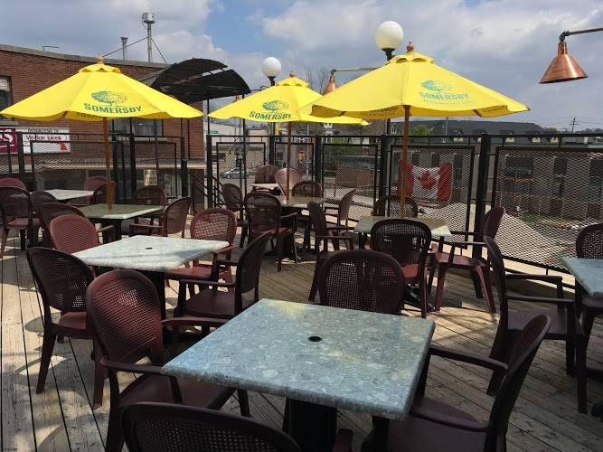 Huether Hotel   restaurant   59 King St N, Waterloo, ON N2J 2X2, Canada   5198863350 OR +1 519-886-3350