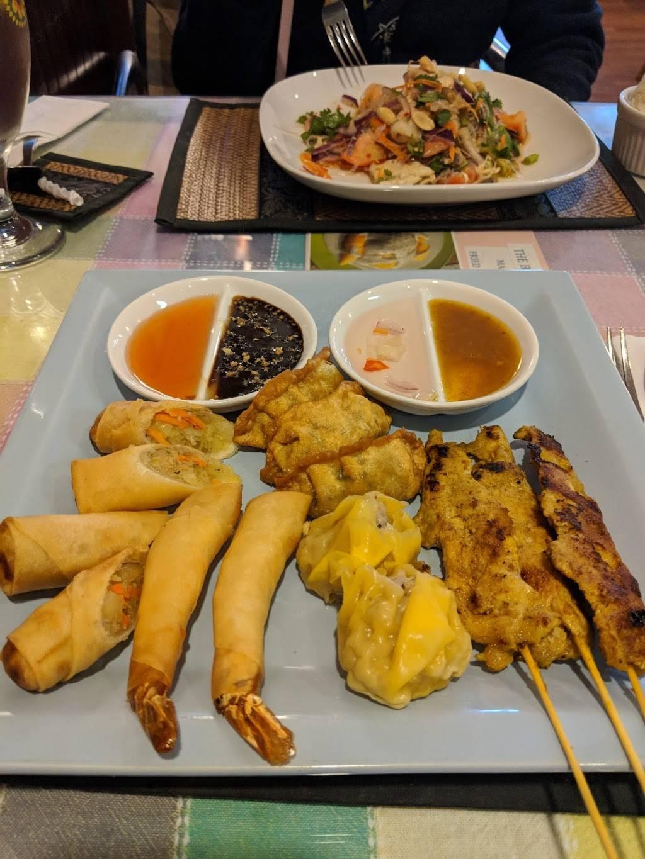 M Thai Kitchen Restaurant 181 Mitchells Chance Rd