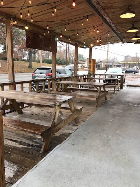The Dive Restaurant 3029 Augusta St Greenville Sc