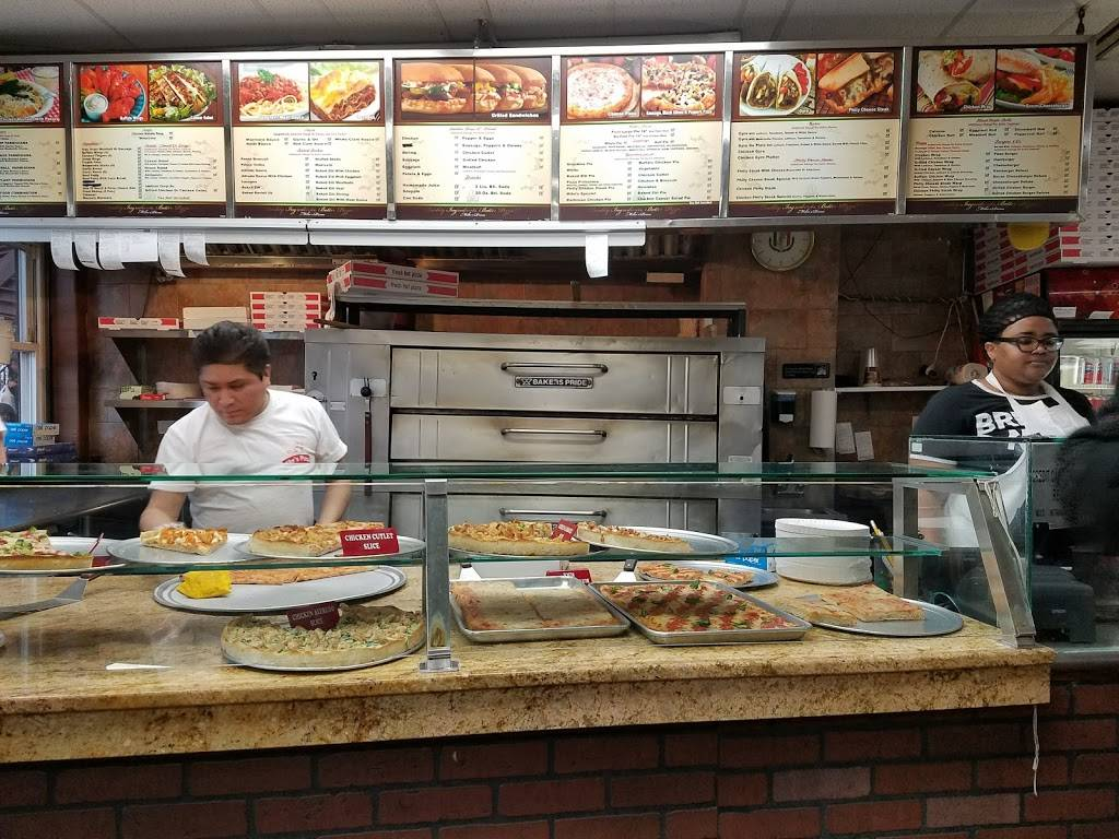 Mikes Pizza | meal delivery | 3337 Fulton St, Brooklyn, NY 11208, USA | 7182777494 OR +1 718-277-7494