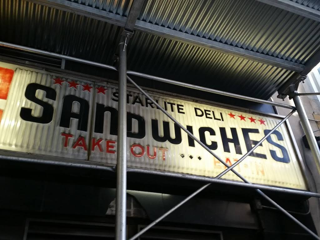 Star Lite Deli | meal takeaway | 212 W 44th St, New York, NY 10036, USA | 2128401859 OR +1 212-840-1859
