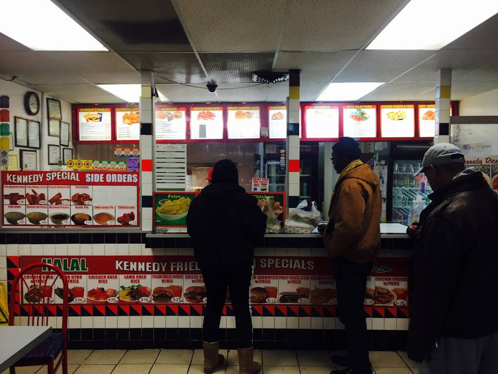 Kennedy Fried Chicken | meal takeaway | 75 W Palisade Ave, Englewood, NJ 07631, USA | 2015415651 OR +1 201-541-5651