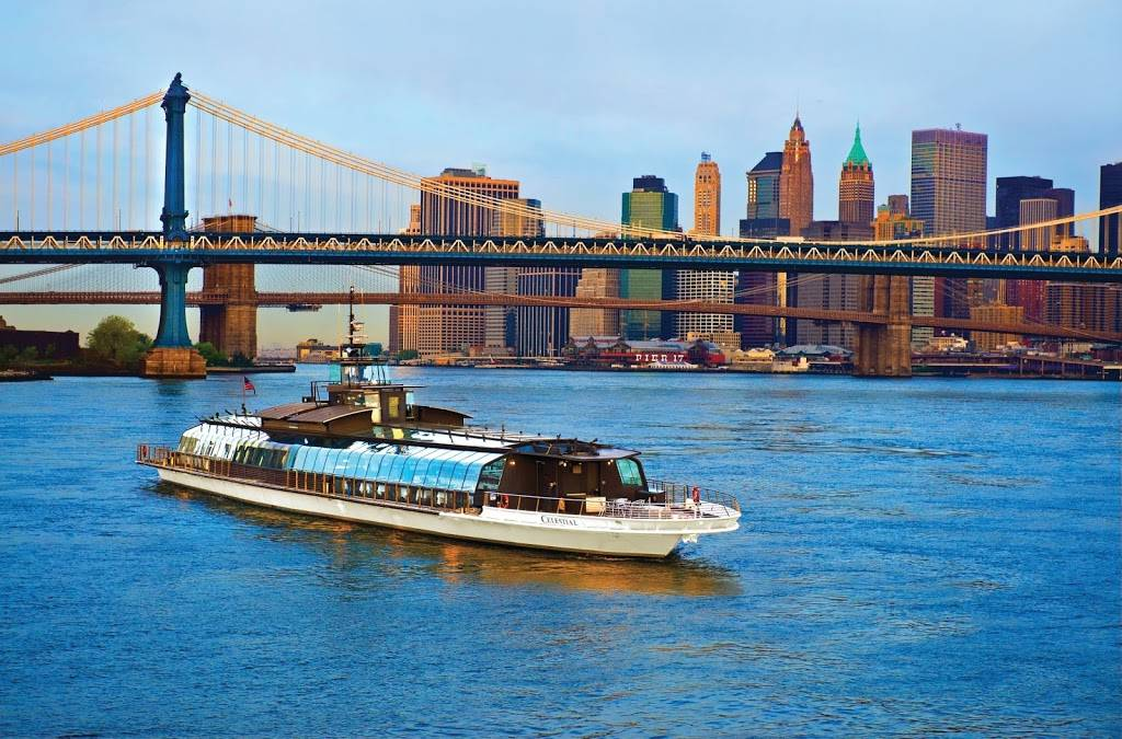 Bateaux New York | restaurant | Chelsea Piers, Pier 61, New York, NY 10011, USA | 2123521366 OR +1 212-352-1366