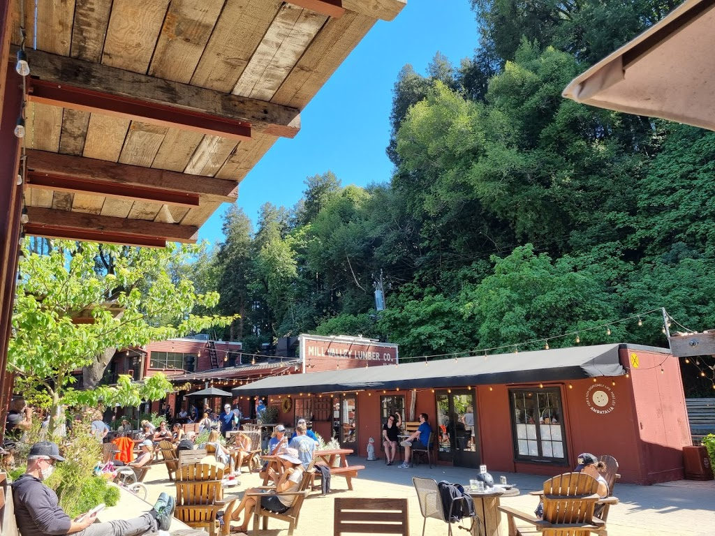 Mill Valley Lumber Yard | shopping mall | 129 Miller Ave, Mill Valley, CA 94941, USA | 4159570463 OR +1 415-957-0463
