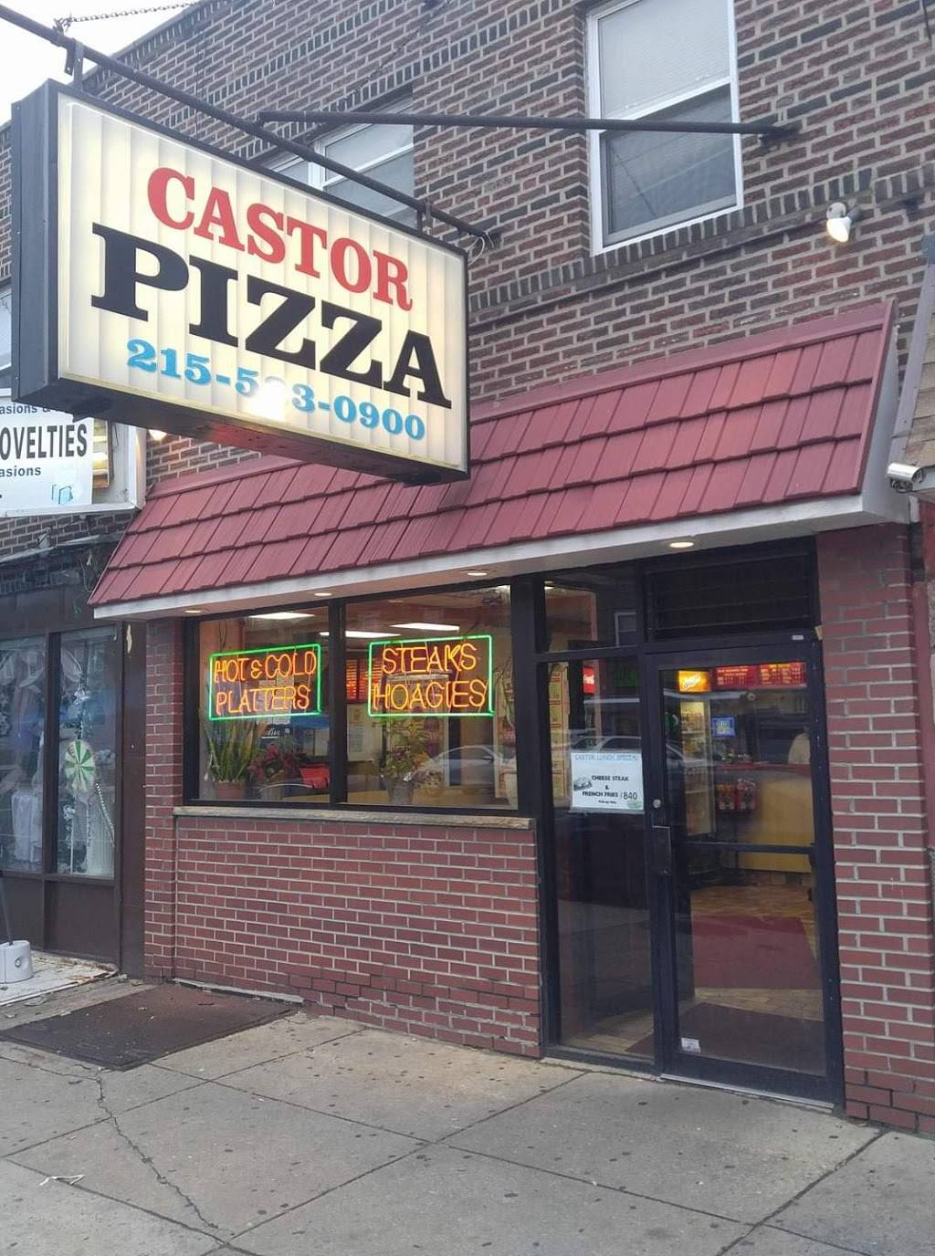 Castor Pizza | restaurant | 6038 Castor Ave, Philadelphia, PA 19149, USA | 2155330900 OR +1 215-533-0900
