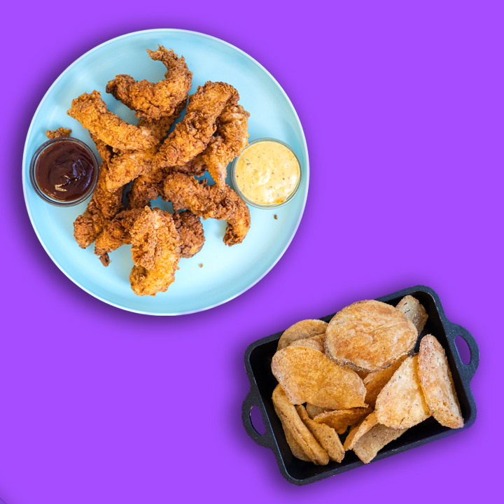 Twisted Tenders | meal delivery | 4201 S Medford Dr, Lufkin, TX 75901, USA | 3464400772 OR +1 346-440-0772