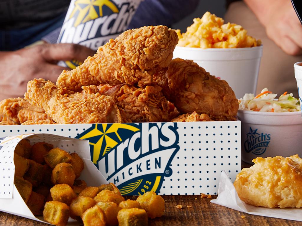 Churchs Chicken | restaurant | 538 Lee St SW, Atlanta, GA 30310, USA | 4047538450 OR +1 404-753-8450