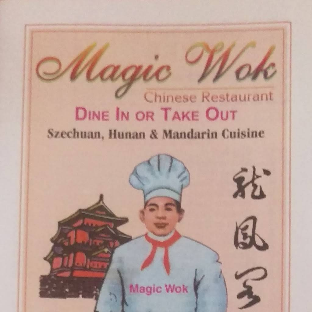 Magic Wok | restaurant | 5020 Bergenline Ave, West New York, NJ 07093, USA | 2013308398 OR +1 201-330-8398