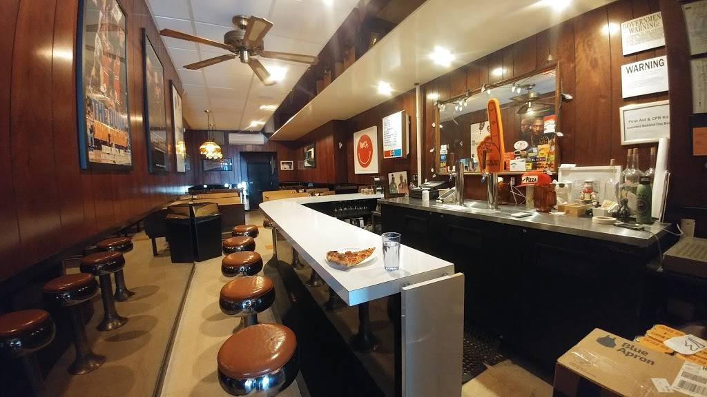 Scarrs Pizza | restaurant | 22 Orchard St, New York, NY 10002, USA | 2123343481 OR +1 212-334-3481